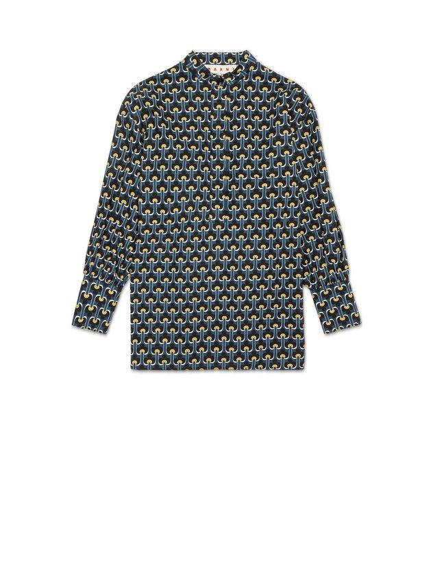 Marni Cotton poplin blouse Portrait Woman - 2