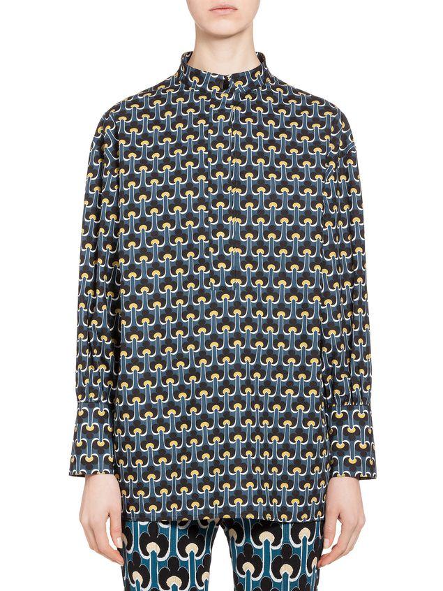 Marni Cotton poplin blouse Portrait Woman - 1