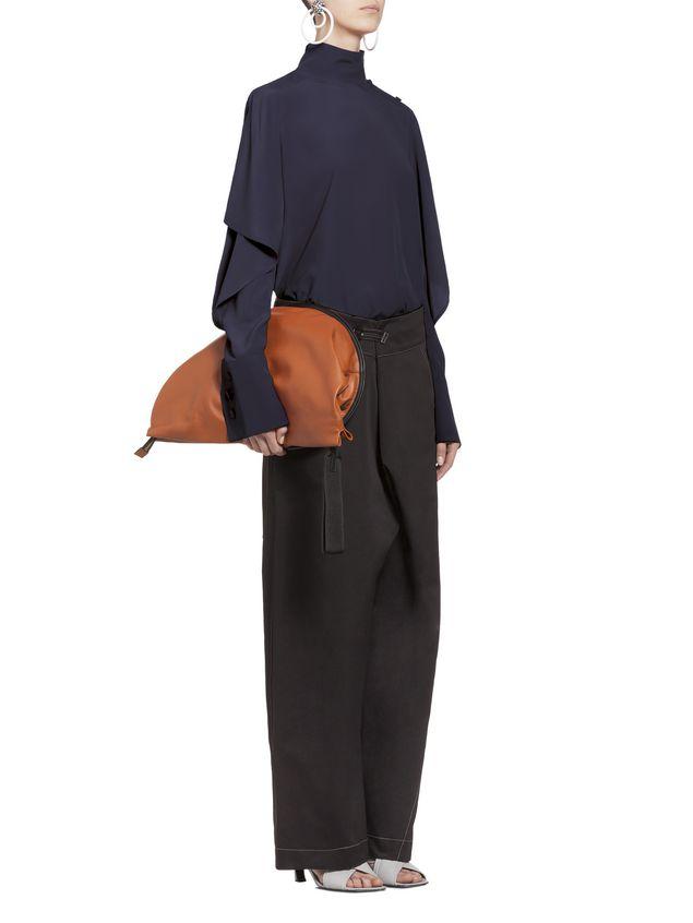 Marni Washed silk acetate blouse Woman - 5