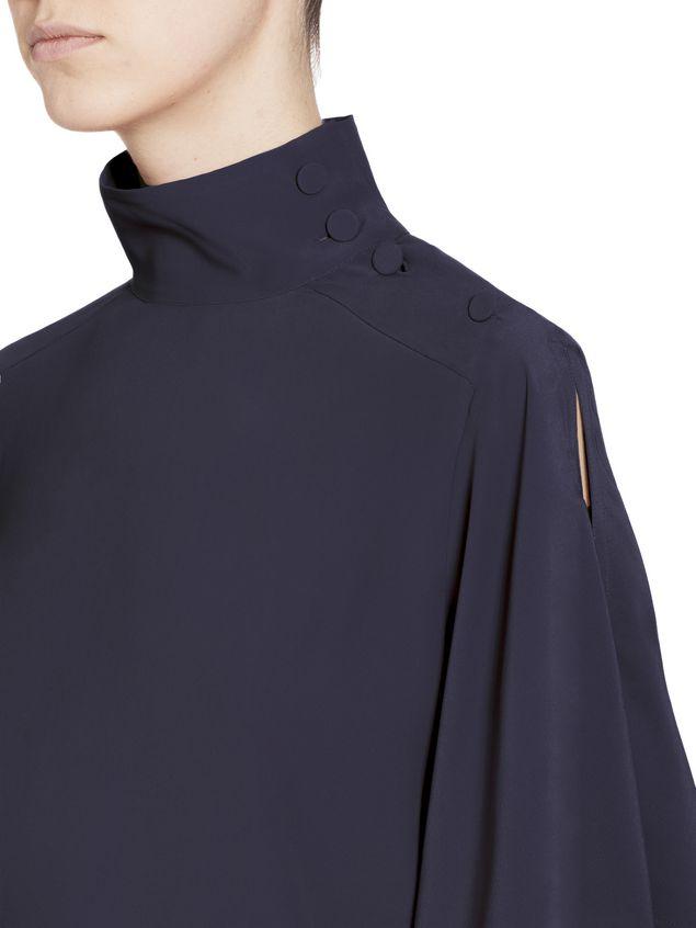 Marni Washed silk acetate blouse Woman - 4