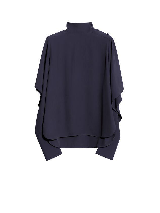 Marni Washed silk acetate blouse Woman - 2