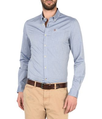 Napapijri shirts for men: formal and casual designer shirts ...