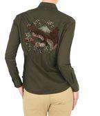 NAPAPIJRI Long sleeve shirt Woman GEAGLE f