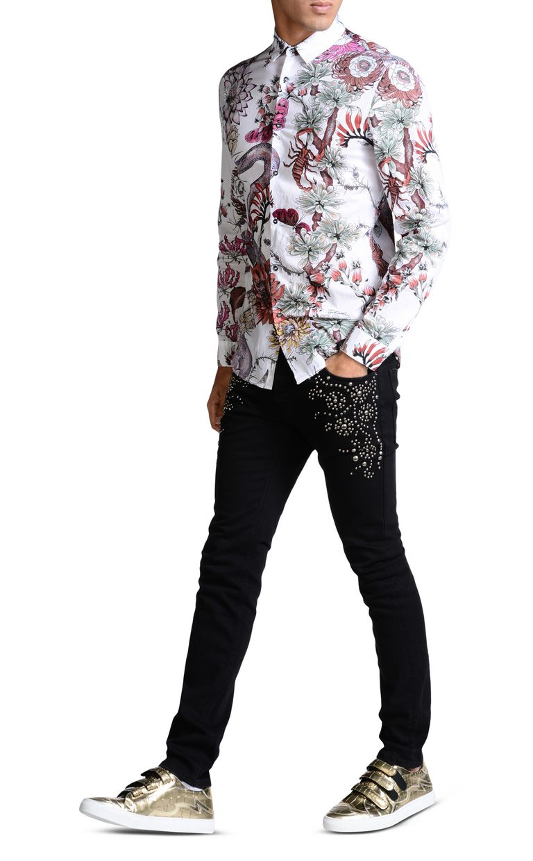 JUST CAVALLI Long sleeve shirt U r