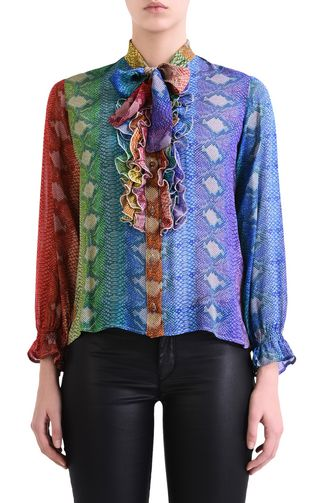 JUST CAVALLI Long sleeve shirt D f