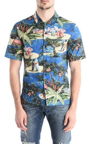 JUST CAVALLI Denim shirt U f