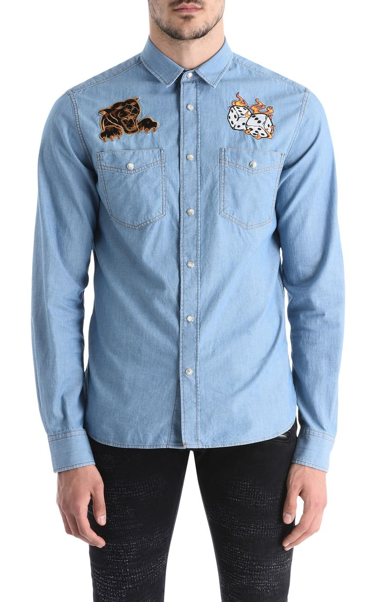 JUST CAVALLI Long sleeve shirt U f