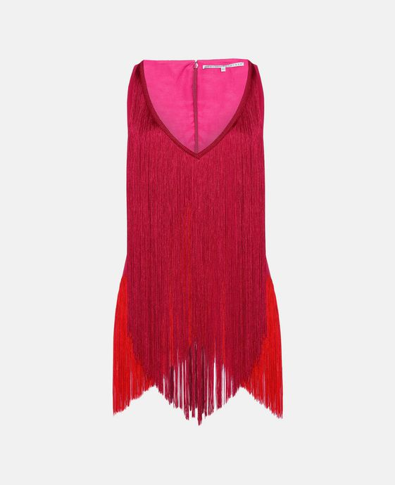 Mabel Fringe Top