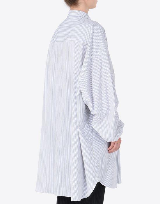 Shirt Pickupinstoreshipping Long Sleeve Poplin Oversized info Maison Cotton Margiela I70xq4w7T