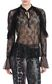 JUST CAVALLI Drop-neck shirt Blouse D f