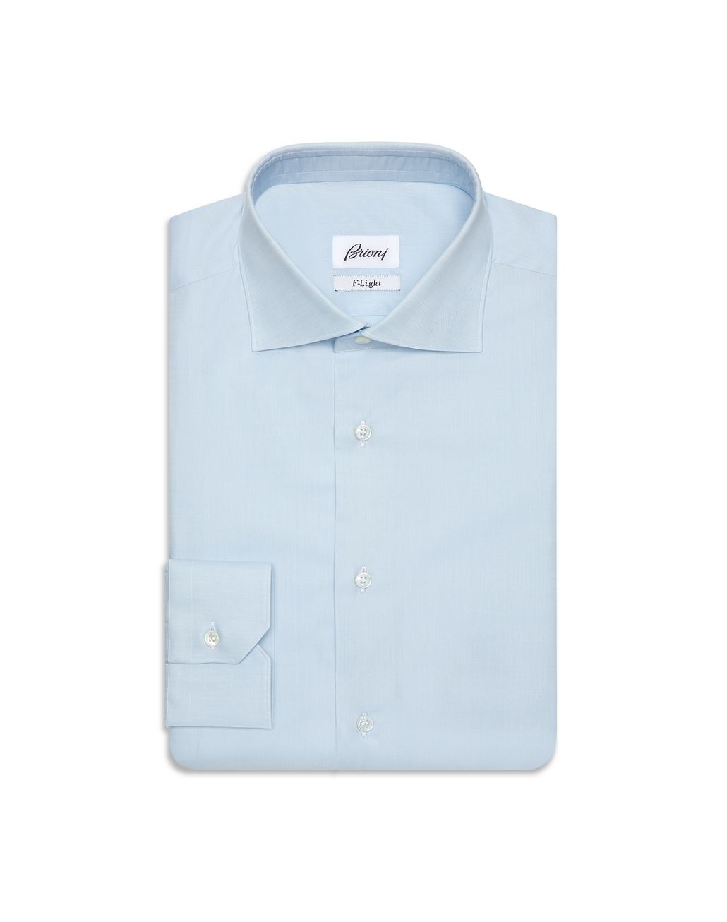 BRIONI Light Blue Formal Shirt Formal shirt [*** pickupInStoreShippingNotGuaranteed_info ***] f