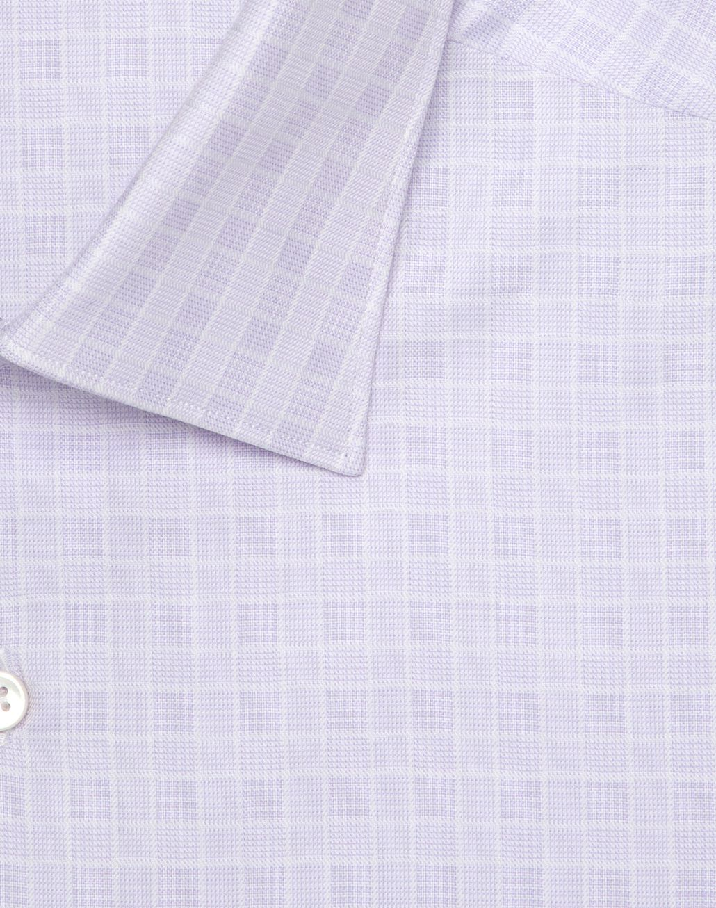 BRIONI Liliac Subtle Check Shirt   Formal shirt Man r
