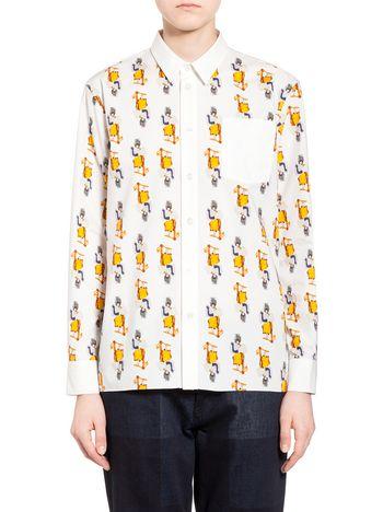Marni Shirt in poplin Sally Smart Woman