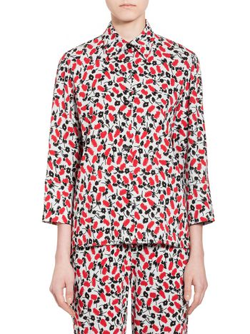 Marni Shirt in viscose Woman