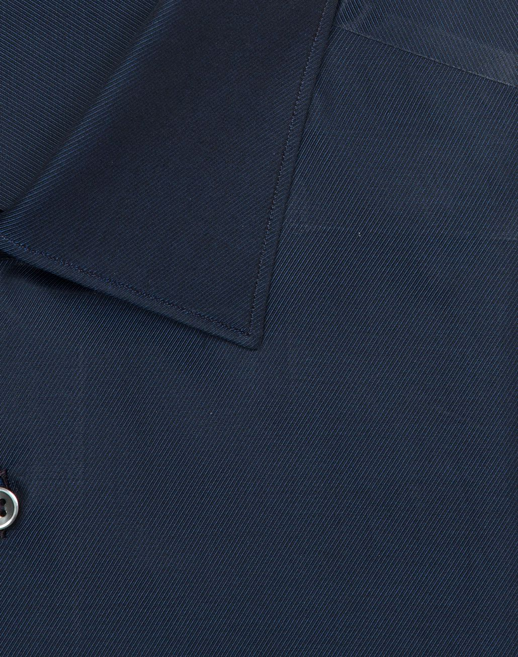 BRIONI Blue Navy Shirt  Formal shirt Man r