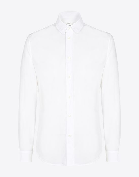 MAISON MARGIELA Cotton shirt Long sleeve shirt [*** pickupInStoreShippingNotGuaranteed_info ***] f