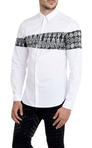 JUST CAVALLI Blazer U Classic jacket with geometric pattern f