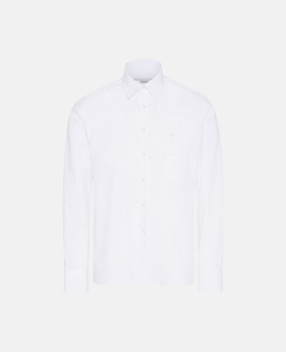White Sill Shirt