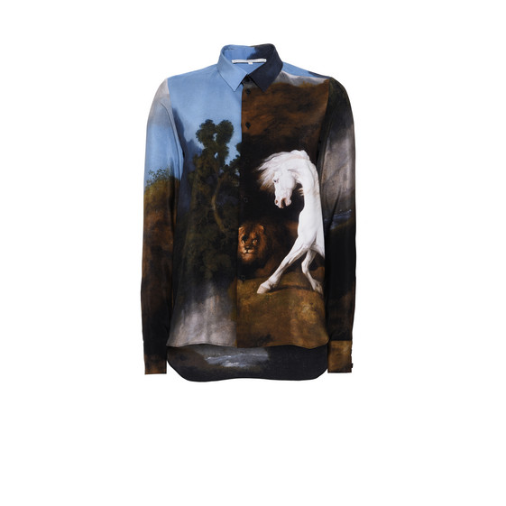 Stubbs Wilson Silk Shirt