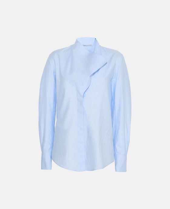 Damiane Blue Shirt