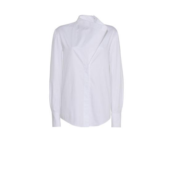 ダミアン ホワイト シャツ