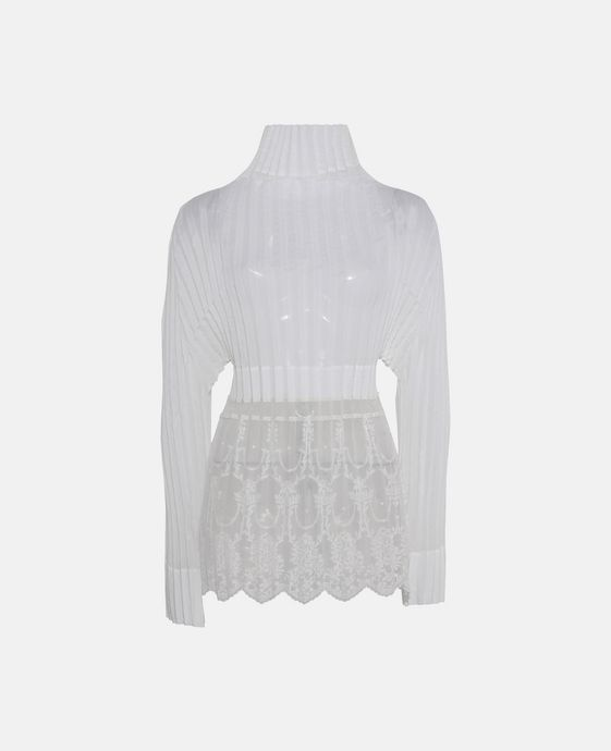 Jacqueline Pleated Top