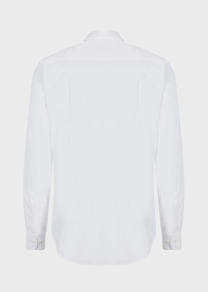 stretch shirt Giorgio Armani Discount Aaa Prices Discount Countdown Package bPpn5EpgJt