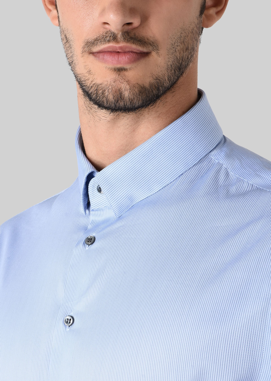 GIORGIO ARMANI FRENCH COLLAR COTTON SHIRT Classic Shirt U a