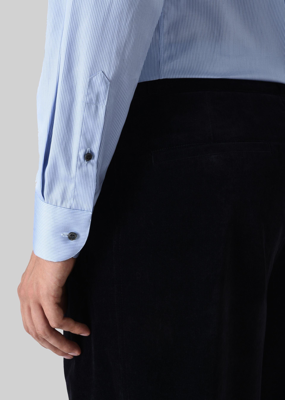 GIORGIO ARMANI FRENCH COLLAR COTTON SHIRT Classic Shirt U b