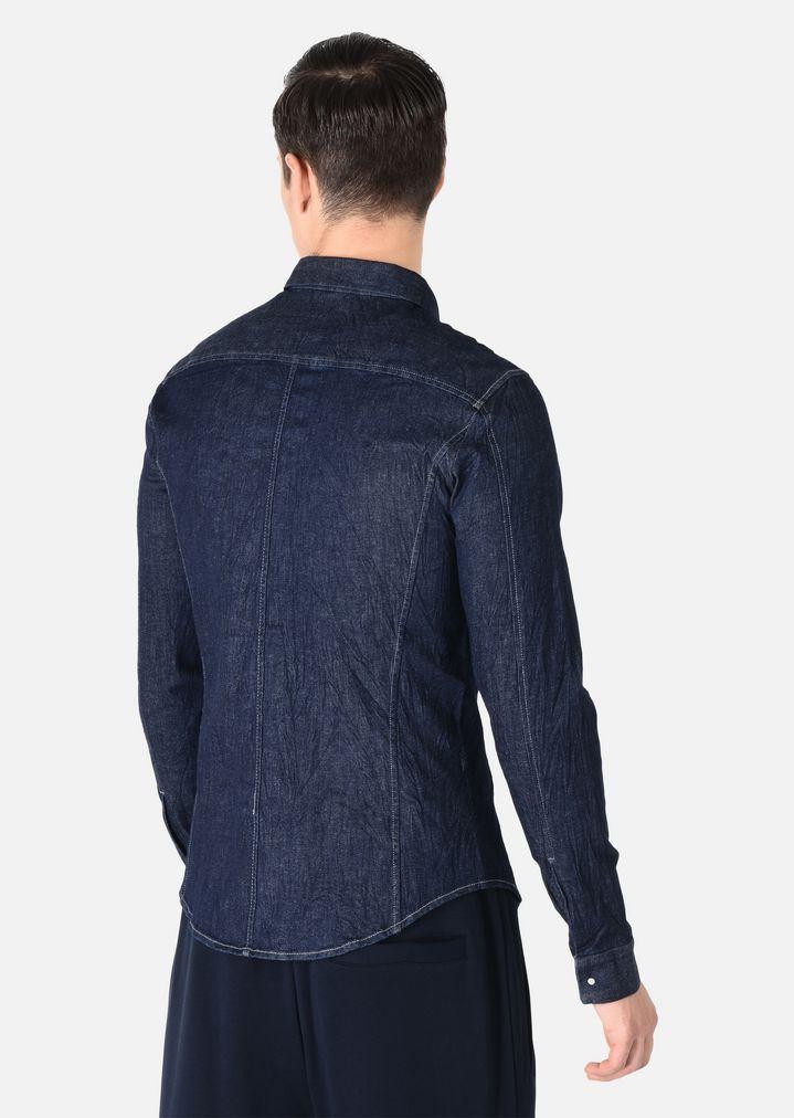 dc80ac4ed85639 Camicia Casual | Uomo | Emporio Armani
