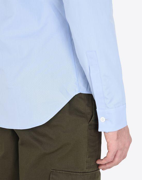 MAISON MARGIELA Poplin shirt Long sleeve shirt Man b