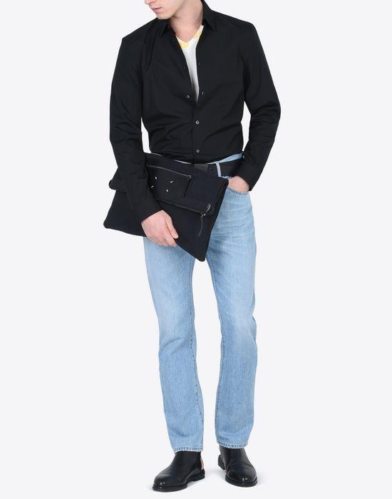 MAISON MARGIELA Poplin shirt Long sleeve shirt [*** pickupInStoreShippingNotGuaranteed_info ***] d