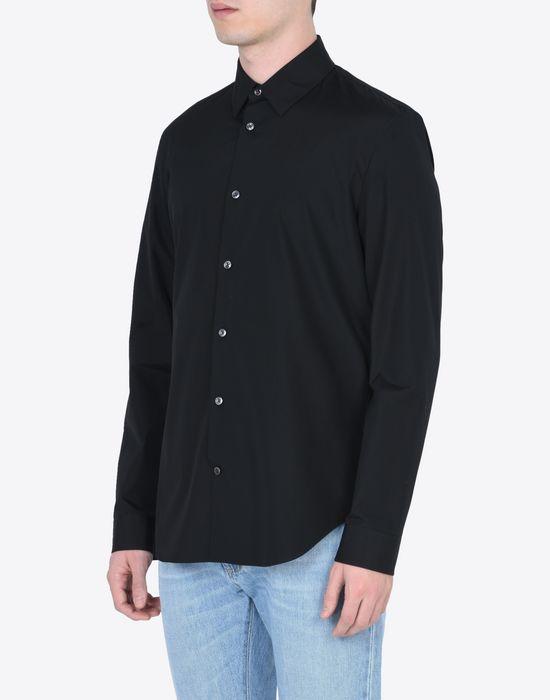MAISON MARGIELA Poplin shirt Long sleeve shirt Man r