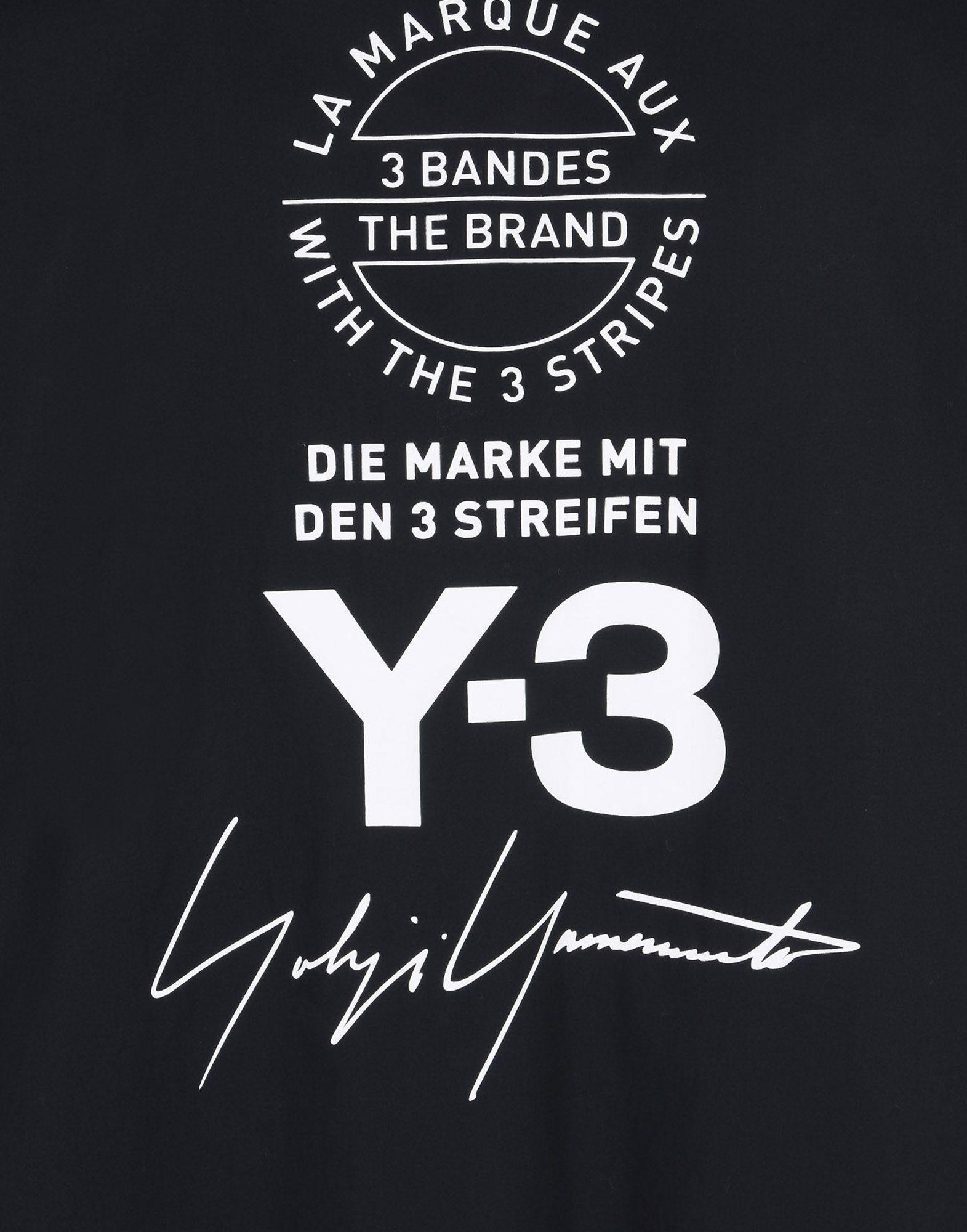 Y-3 Y-3 YOHJI SHIRT Long sleeve shirt E a
