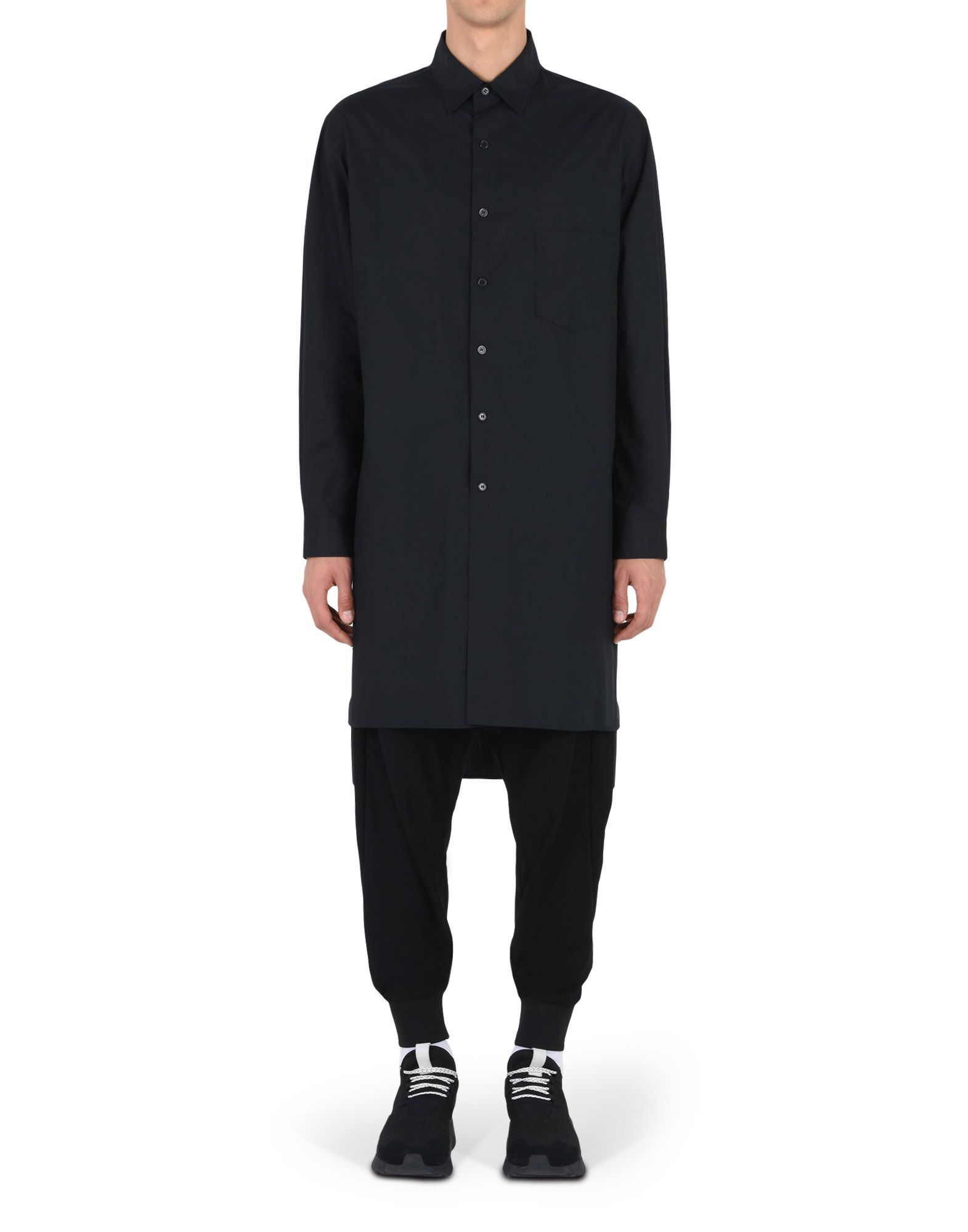 Y-3 Y-3 YOHJI SHIRT Long sleeve shirt E d