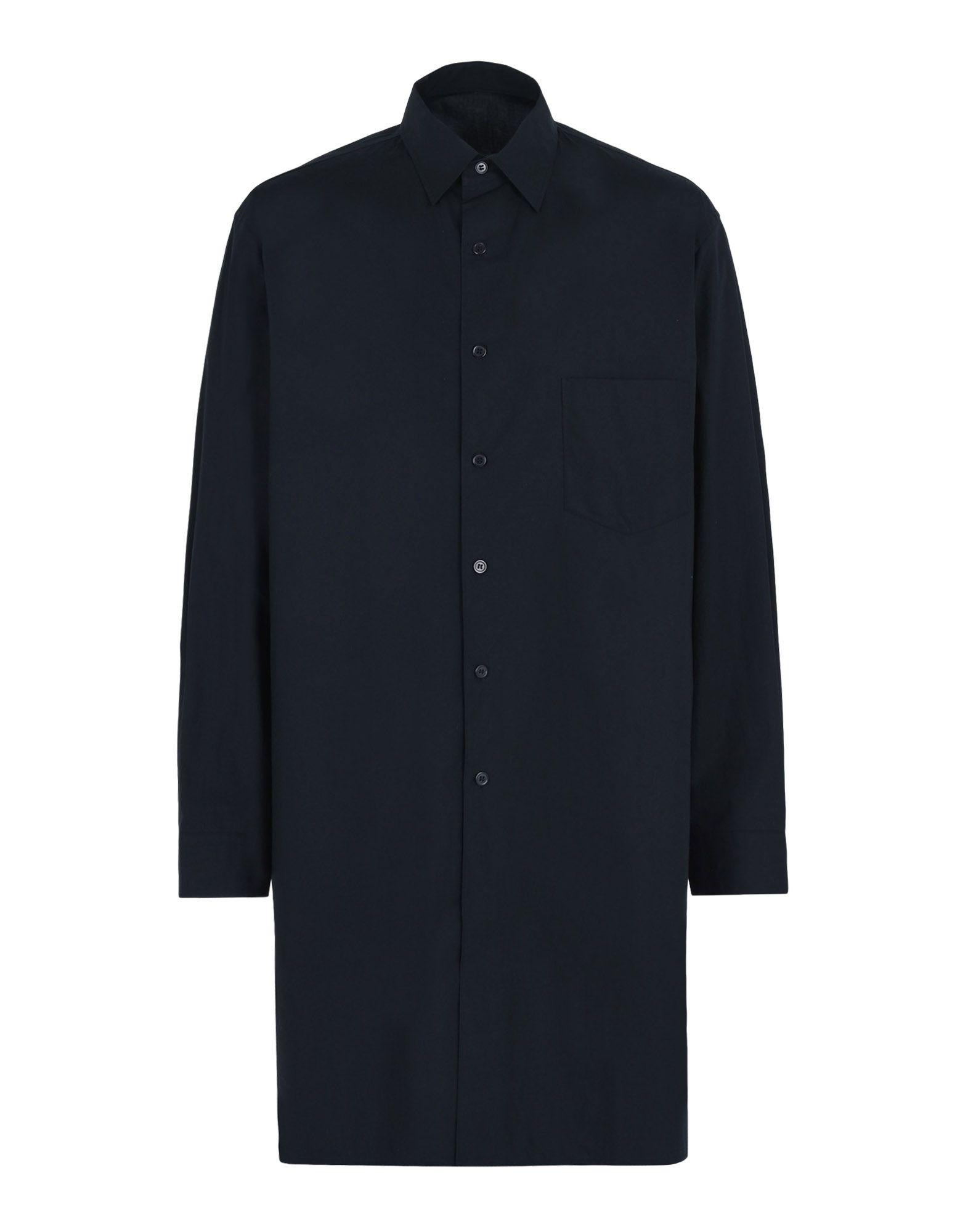 Y-3 Y-3 YOHJI SHIRT Long sleeve shirt E f
