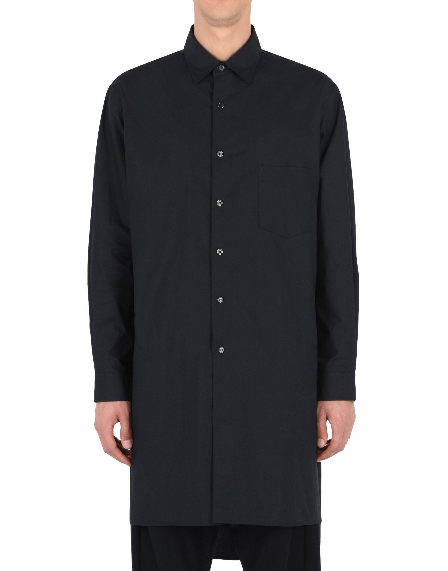 Y-3 Y-3 YOHJI SHIRT Long sleeve shirt E r