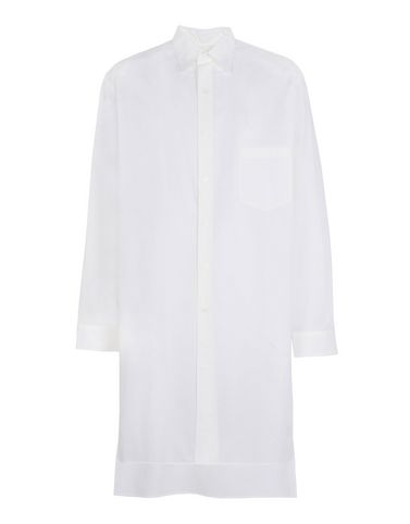 Y-3 YOHJI EMBROIDERED SHIRT SHIRTS man Y-3 adidas