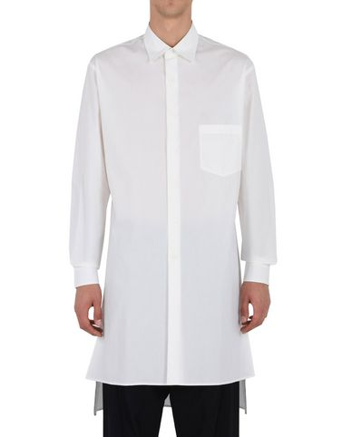 Y-3 YOHJI EMBROIDERED SHIRT シャツ メンズ Y-3 adidas