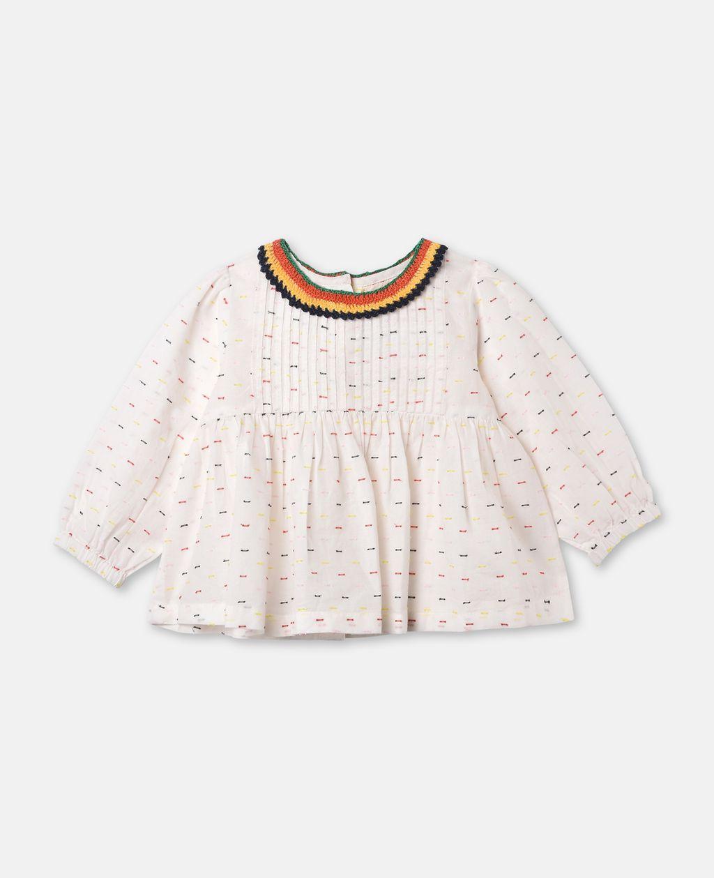 Juliana Crochet Top
