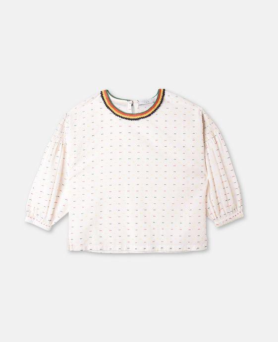 Juliana Crochet Blouse
