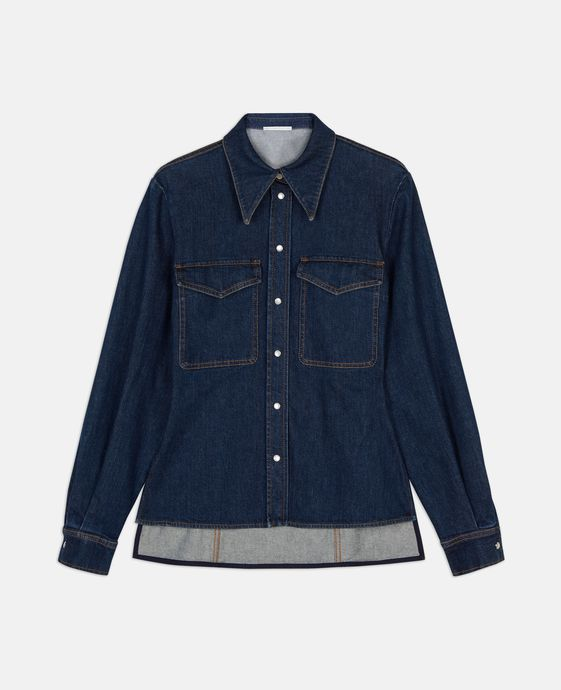 Reina Organic Denim Shirt