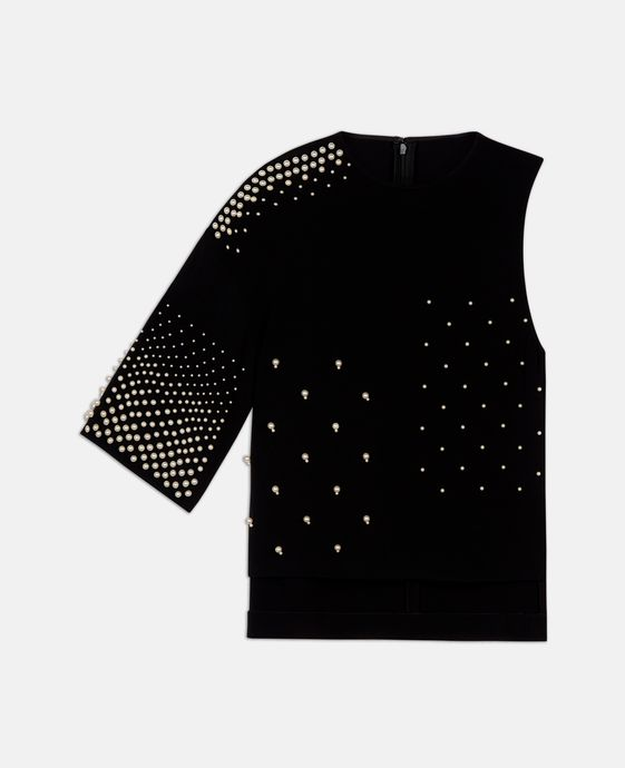 Black Pearls Top