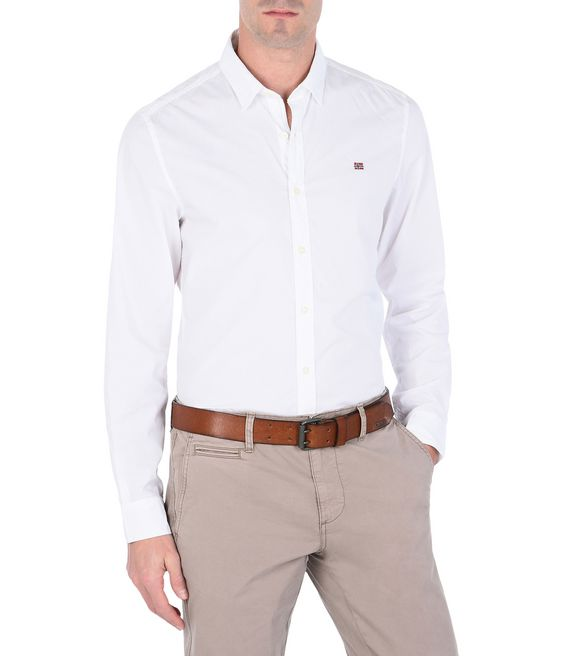 NAPAPIJRI GELEEN Long sleeve shirt Man f