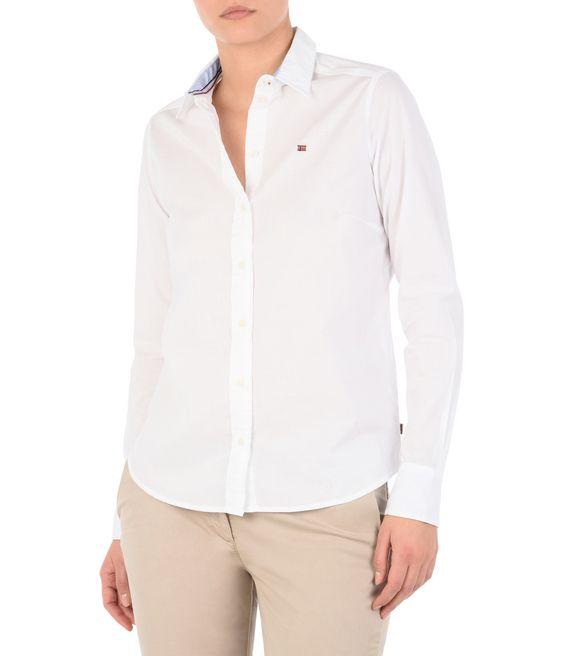 NAPAPIJRI GEJN Long sleeve shirt Woman f
