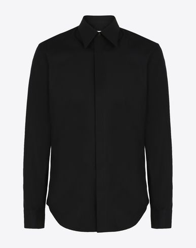 MAISON MARGIELA Long sleeve shirt U Cotton poplin shirt f