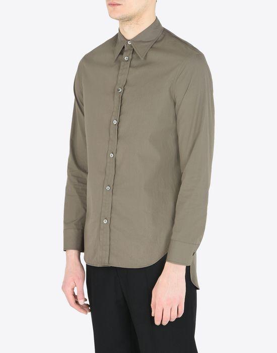 MAISON MARGIELA Cotton poplin shirt Long sleeve shirt [*** pickupInStoreShippingNotGuaranteed_info ***] r