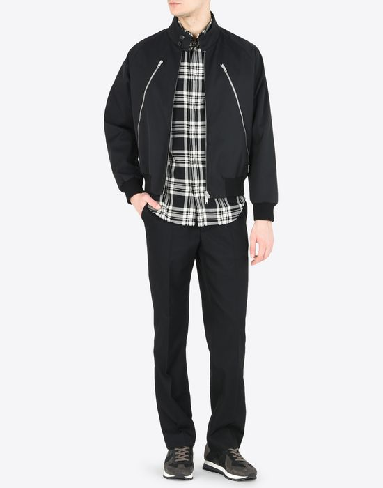 MAISON MARGIELA Check cotton shirt Long sleeve shirt Man d