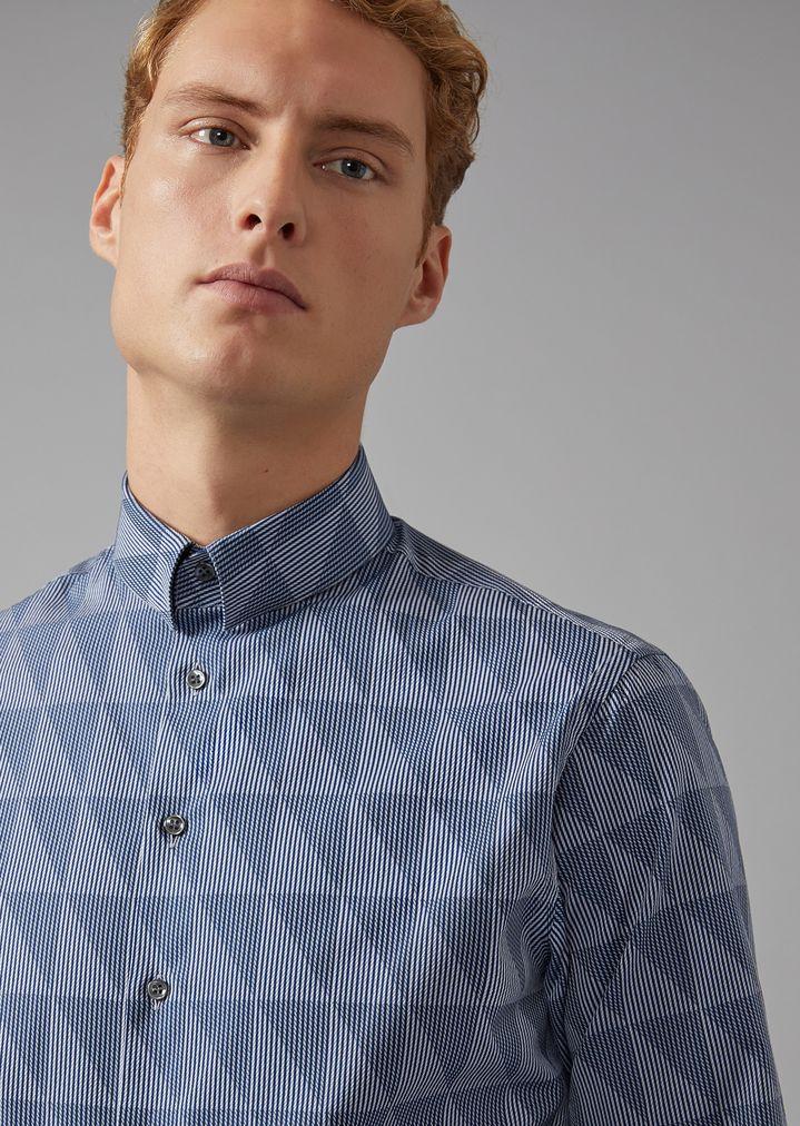 GIORGIO ARMANI Classic Shirt Man a