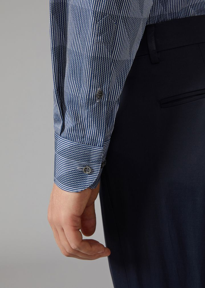GIORGIO ARMANI Classic Shirt Man b